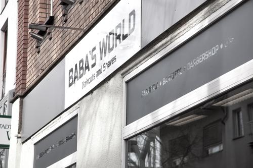 Herrenfriseur Stuttgart Babas World Barber Shop Stuttgart
